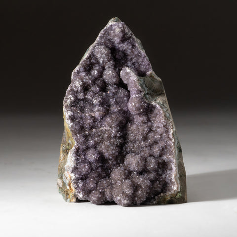 Amethyst Druzy Crystal Cluster from Uruguay (2.4 lbs)