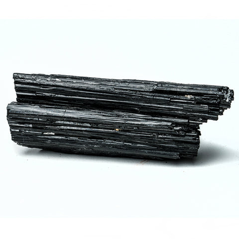BLACK TOURMALINE CRYSTAL FROM BRAZIL ( 164.1 grams)