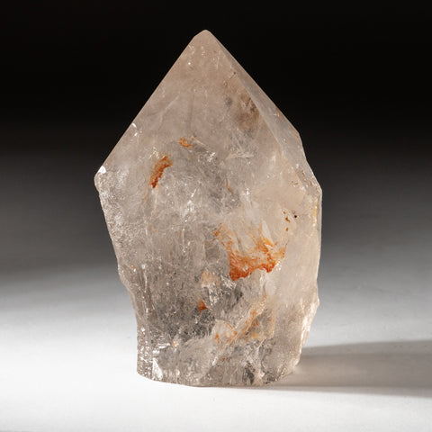 Polished Smoky Quartz Crystal Point From Brazil (3.6 lbs)