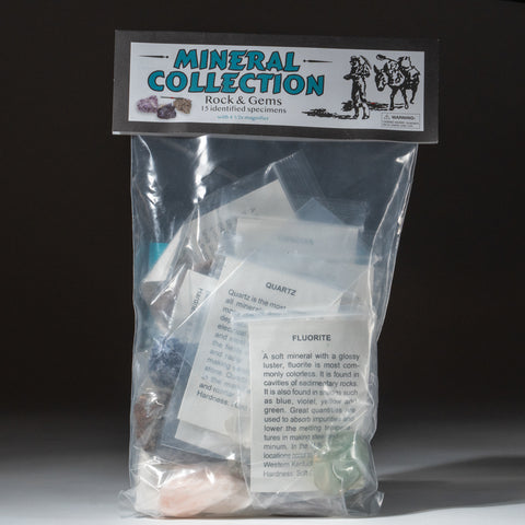 Mineral Collection - Science Kit