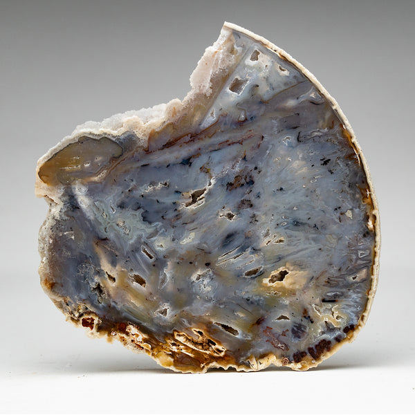Natural Agate Slice From Brazil