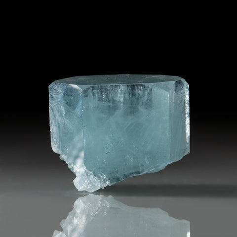 Aquamarine Gem Crystal from Nagar, Gilgit District, Gilgit-Baltistan, Pakistan (253.2 grams)