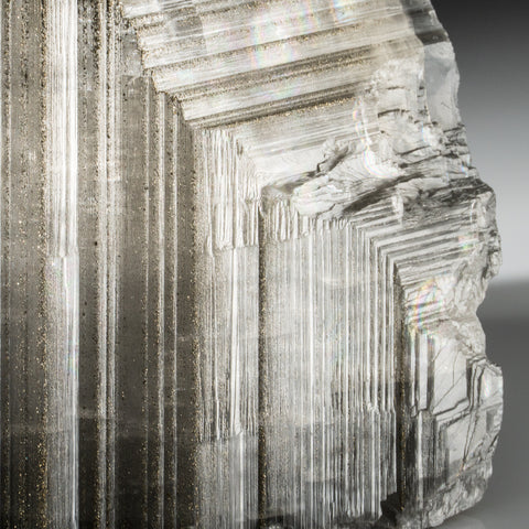 Calcite with Pyrite From Dachang Sn-polymetallic ore field, Nandan Co., Hechi Prefecture, Guangxi Zhuang Autonomous Region, China
