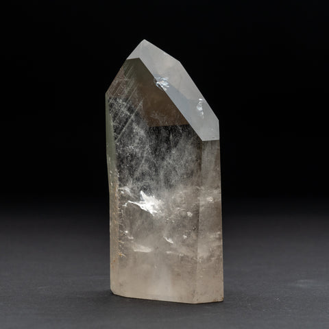 Gem Garden Quartz Polished Point From Brazil (1.4 lbs)