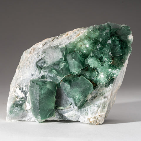 Genuine Green Fluorite from Nambia (3.6 lbs)