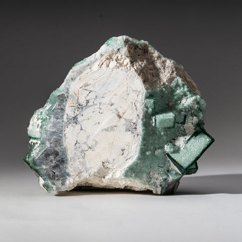 Genuine Green Fluorite from Nambia (6.4 lbs)