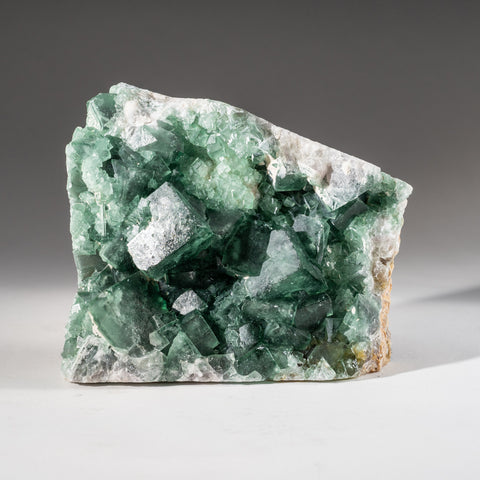 Genuine Green Fluorite from Nambia (4.8 lbs)