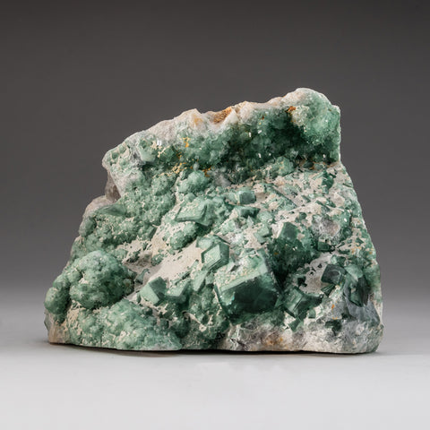 Genuine Green Fluorite from Nambia (8.8 lbs)