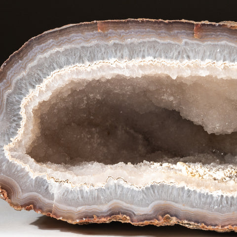 Druzy Geode Agate Freeform From Brazil (13.4 lbs)