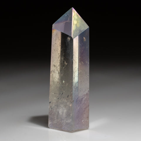 Angel Aura Quartz Generator Crystal Point (38.2 grams)
