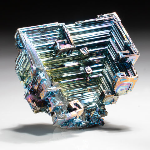 Genuine Bismuth Crystal (80 grams)
