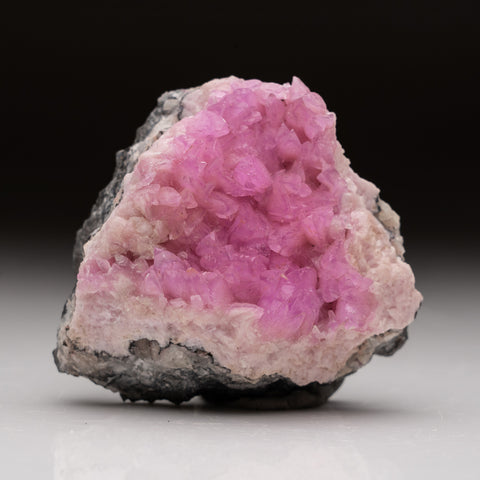 Cobaltoan Calcite From Bou Azzer District, Anti-Atlas Mountains, Ouarzazate, Morocco