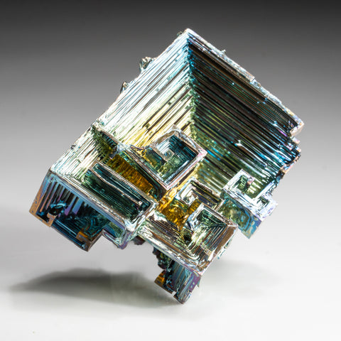 Genuine Bismuth Crystal (92.7 grams)
