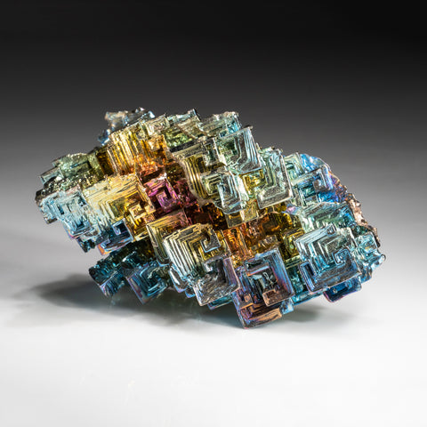 Genuine Bismuth Crystal (229.4 grams)