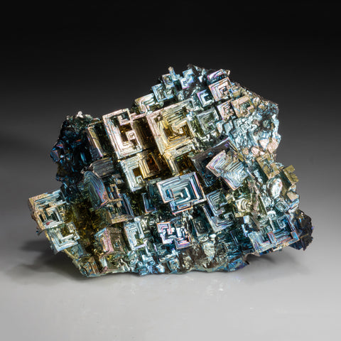 Genuine Bismuth Crystal (277.8 grams)