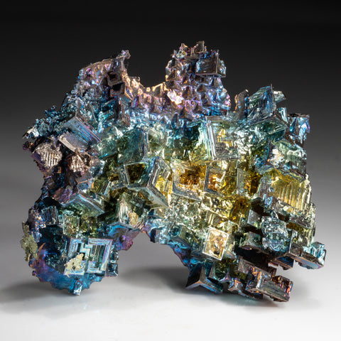 Genuine Bismuth Crystal (287.7 grams)