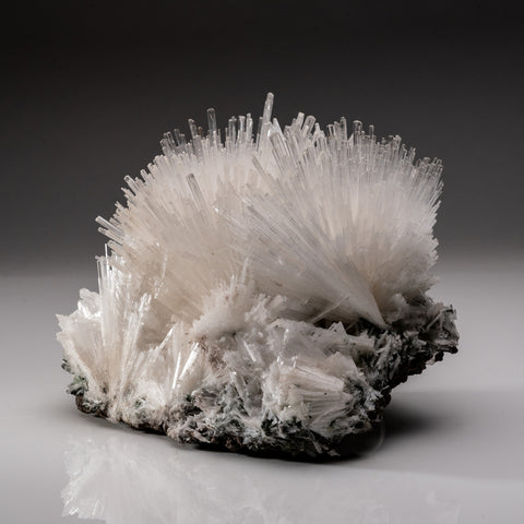 Scolecite with Stilbite From Nasik District, Maharashtra, India