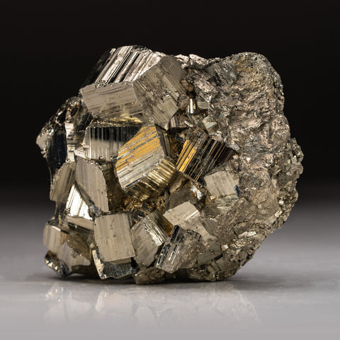 Pyrite Cluster from Huanuco Province, Peru (2.2 lbs)
