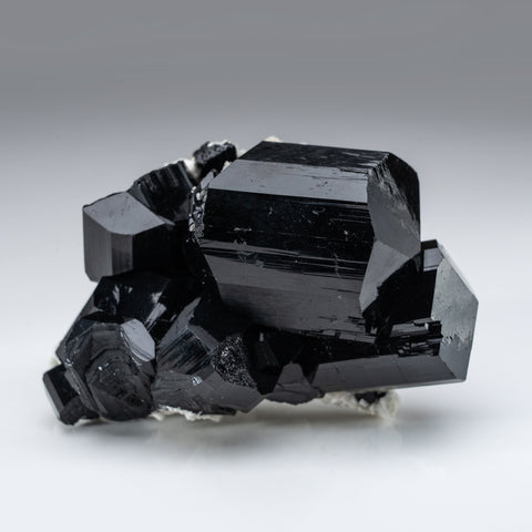 Schorl tourmaline Crystals From Erongo Mountains, Erongo region, Namibia