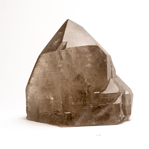 Polished Smoky Quartz Crystal Point From Brazil (2.5 lbs)