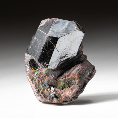 Rutile from Graves Mountain, Lincoln County, Georgia