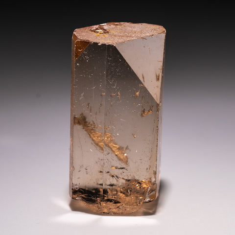 Topaz from Shigar Valley, Skardu, Baltistan, Gilgit-Baltistan, Pakistan (37.9 grams)