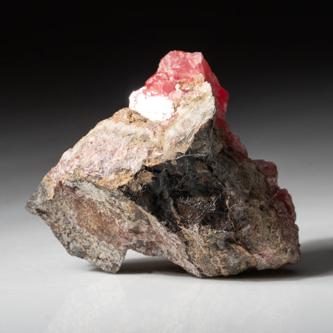 Rhodochrosite from Sweet Home Mine, Alma District, Park CO., Colorado, USA
