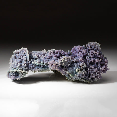 Quartz var. Grape Agate from near Pantai Manakarra, Mamuju, Sulawesi, Indonesia