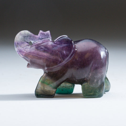 Agate Side Table (9.5 lbs, 23.5'' tall)