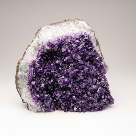 Amethyst Cluster from Uruguay (8 lbs)