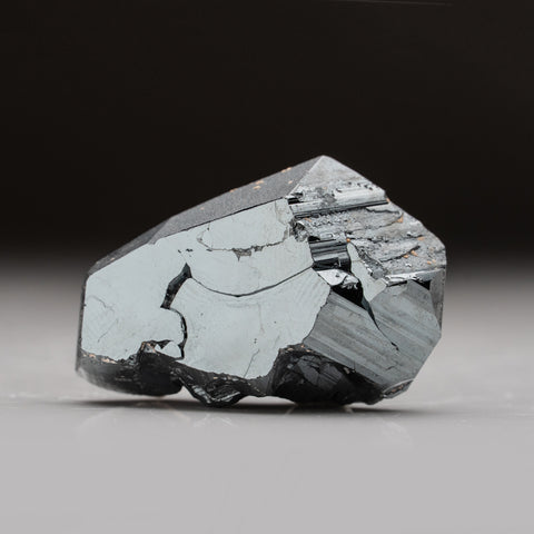 Hematite from Wessels Mine, Kalahari Manganese Field, Northern Cape Province, South Africa