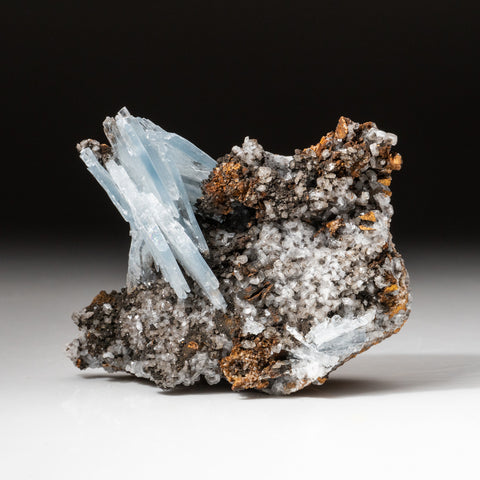 Barite from Jebel Ouichane, Sagangane, Nador Province, L'Oriental Region, Morocco