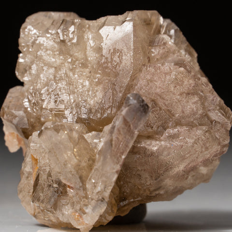 Cerussite from Mibladen, Atlas Mountains, Khénifra Province, Morocco