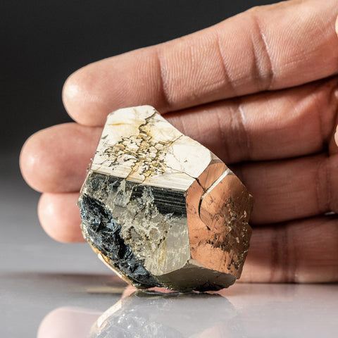 Pyrite from Isola d'Elba, Tuscan Archipelago, Livorno, Italy