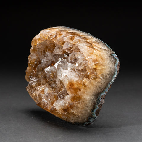 Citrine Quartz Crystal Cluster From Brazil (2.8 lbs)