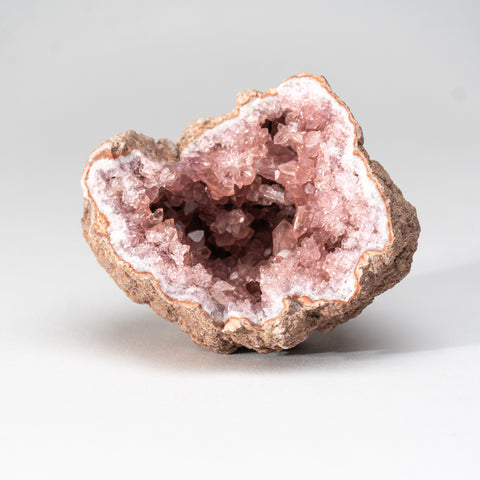 Pink Amethyst Geode Cluster from Neuquén Argentina (342.7 grams)