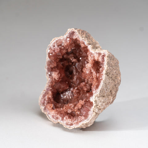 Pink Amethyst Geode Cluster from Neuquén Argentina (152.2 grams)