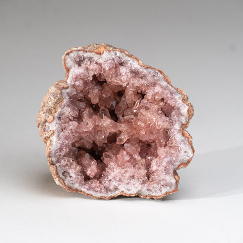 Pink Amethyst Geode Cluster from Neuquén Argentina (179.2 grams)