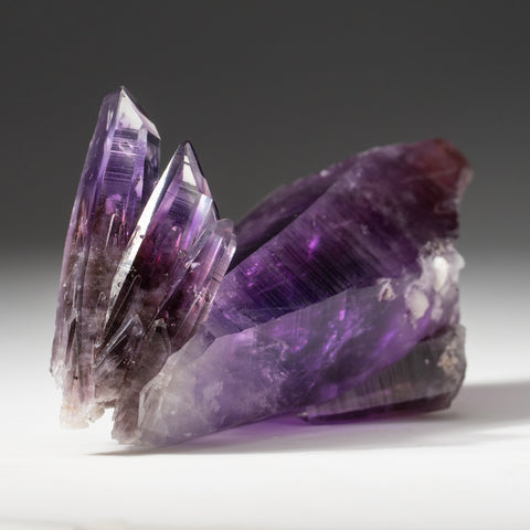 Amethyst Crystal Cluster from Amatitlán, Guerrero, Mexico
