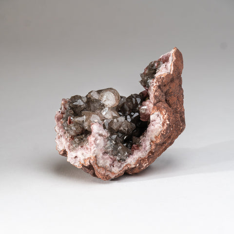 Pink Amethyst Geode Cluster from Neuquén Argentina (300.6 grams)