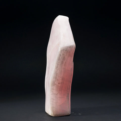 Polished Pink Mangano Calcite from Pakistan (12.6 lbs)