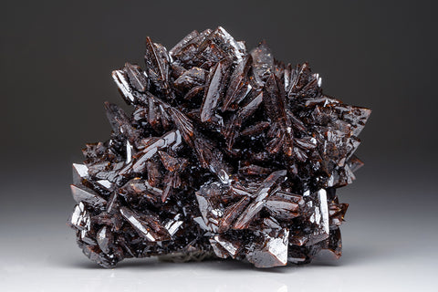 Descloizite From Berg Aukas Mine, Grootfontein, Otavi Mountain Land, Namibia