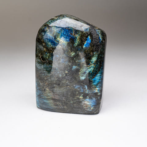 Polished Labradorite Freeform from Madagascar (6.5 lbs)