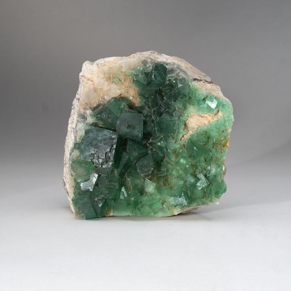 Genuine Green Fluorite from Nambia (4 lbs)