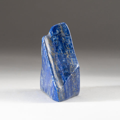 Polished Lapis Lazuli Freeform from Afghanistan (1 lb)