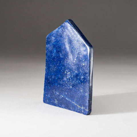 Polished Lapis Lazuli Freeform from Afghanistan (.8 lbs)