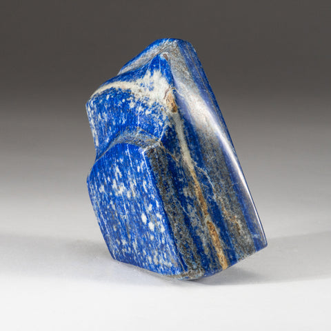 Polished Lapis Lazuli Freeform from Afghanistan (1.6 lbs)