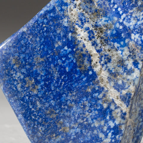 Polished Lapis Lazuli Freeform from Afghanistan (.7 lbs)