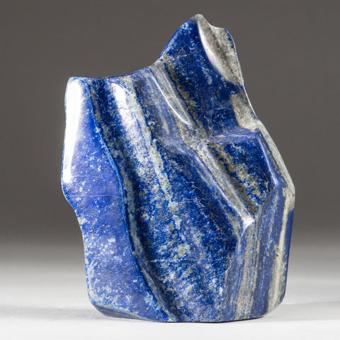 Polished Lapis Lazuli Freeform from Afghanistan (2.2 lbs)