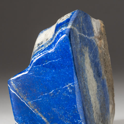 Polished Lapis Lazuli Freeform from Afghanistan (4 lbs)